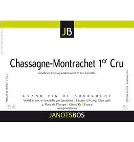 JanotsBos 2009 Janots Bos Chassagne-Montrachet 1 er Cru