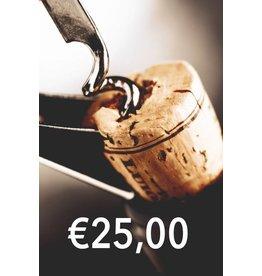 Wein Abonnement 25 EURO
