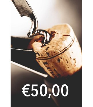 Wine Subscription 50 EURO