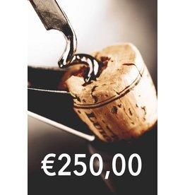 Wein Abonnement 250 EURO