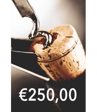 Wine Subscription 250 EURO