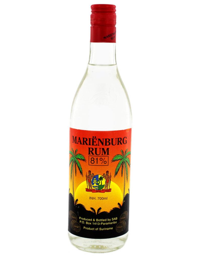 Marienburg 700 ml Rum Marienburg - Suriname