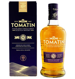 Tomatin Tomatin 15 years old whisky