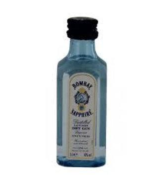 Bombay Bombay Sapphire Gin Miniatures 0,05L PET