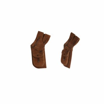 Buck Trail TRADITIONAL 42cm BUCKSKIN HONEY BROWN