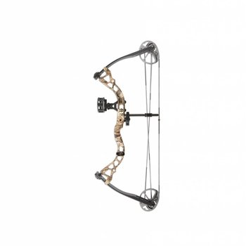 "Bowtech Package ATOMIC DUAL CAM 12""-24""/10-30LBS CAMO"