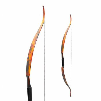 "Rolan SNAKE 48"" 15LBS AMBIDEX ORANGE FLAME"