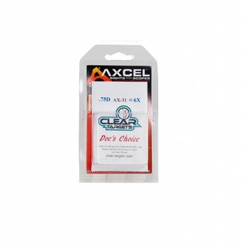 Axcel DC LENS FOR AX31 - 1 3/8""