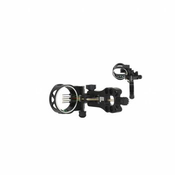 Maximal SOLID MICRO / .019 FIBER 5-PIN / SIGHT LIGHT / RH&LH BLACK