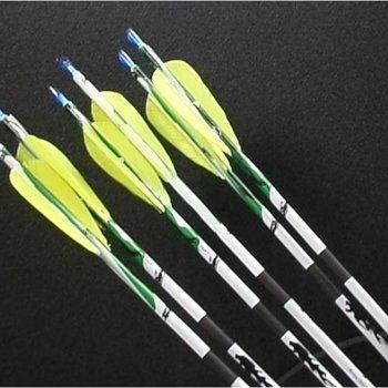 SkyArt Archery. SkyArt Archery Axiom SW mit Naturfeder