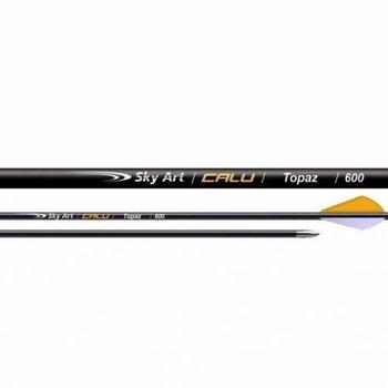 SkyArt Archery. Topaz. Carbon/Aluminium ID: 4.0 mm