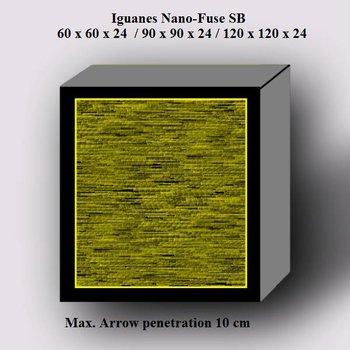 Iguanes.  Nano-Fuse SB2 bis 80#