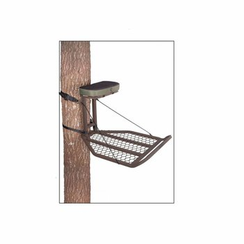 Summit TREESTAND HANG-ON LEDGE' 10KG W/FULL BODY HARNESS