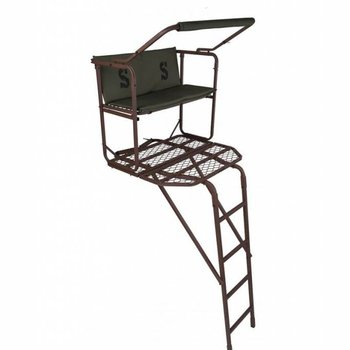 Summit TREESTAND LADDER STAND 'DUAL PRO' 39KG TWO PERSON LADDER