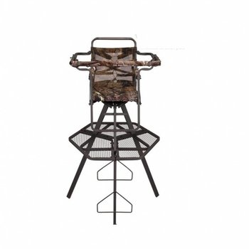 Summit TRIPOD STAND 'WATCHTOWER' / 12FT/ 360° WITH SEAT AND REST