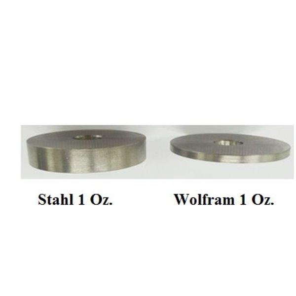 "HIQ-Archery Tungsten-Weight for stabilizers 1 oz  5/16"""