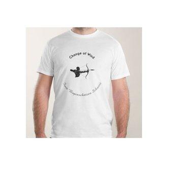 "Iguanes.  T-Shirt ""Freie Bogenschützen Schweiz """