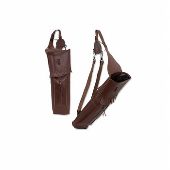 Buck Trail REDSKIN RH LEATHER WITH FRONT POCKET 56cm