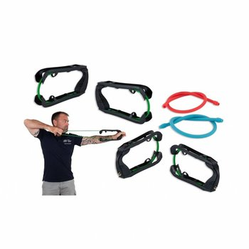 Avalon GRIP TRAINER WITH 3 ELASTIC STRENGHTS / SOFT-MED-HARD