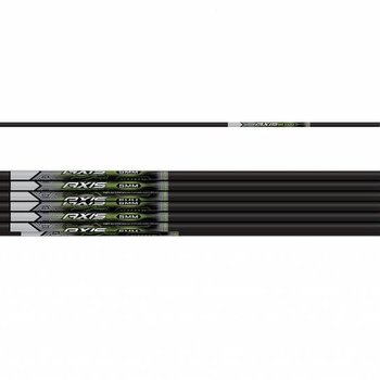 3-D Hunting ARROWS CARBON AXIS 5MM