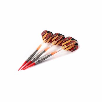CUESOUL Soft tip 98%  tungsten Dart set with Luxury packing case