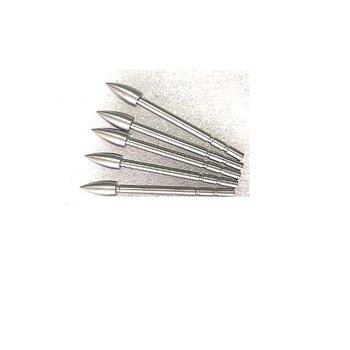HIQ-Archery Tungsten Points für 3,2 mm ID Schaften