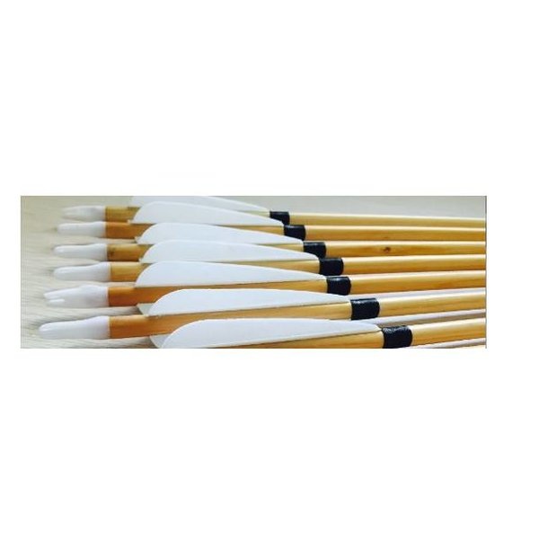 HIQ-Archery Shrink Schlauch. Länge 15 mm. Preis pro 12 Stück