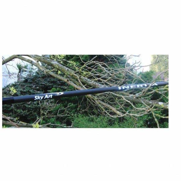 SkyArt Archery. INERTIA Bi-Axial Carbon Stabilisator Long Rod. OD 21 mm