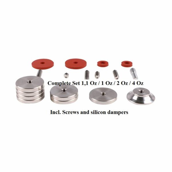 HIQ-Archery Complete Set of Weights