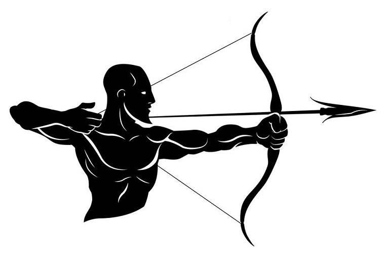 Hunting Arrow Rack