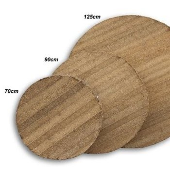 Diameter 90 cm  x  15 cm