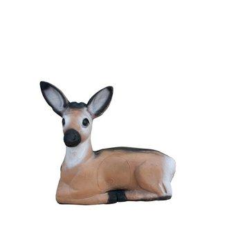 Wildlife ROEDEER BEDDED - DIM:53x61x25CM GROUP 3