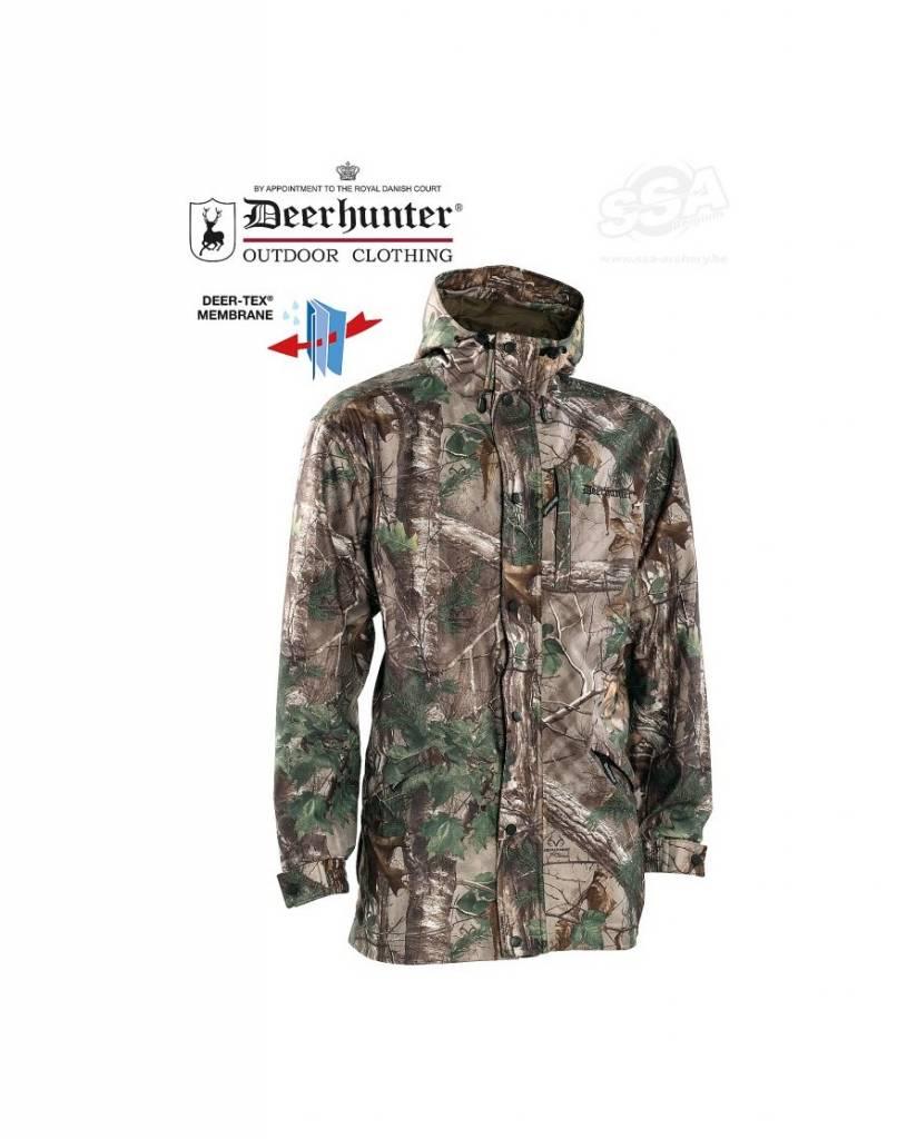 adb51e09e73cb Deer Hunter AVANTI FLEECE JACKET REALTREE XTRA CAMO - Guepard ...