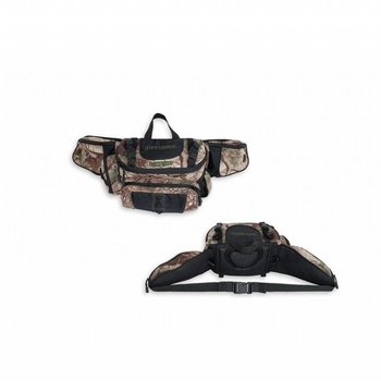 Maximal 'OUTING' MULTI POCKET LUMBAR PACK CAMO