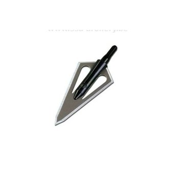 Magnus 125 GRAIN 2 BLADE SCREW-IN 3/PK