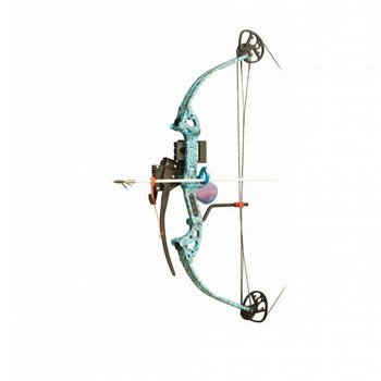 "PSE DISCOVERY 2 BF RH 40LBS 0-30"" H20 BLUE"