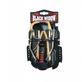 Barnett Slingshot 'BLACK WIDOW'