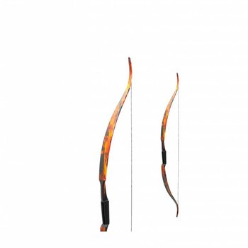 "Rolan SNAKE 60"" 26LBS AMBIDEX ORANGE FLAME"
