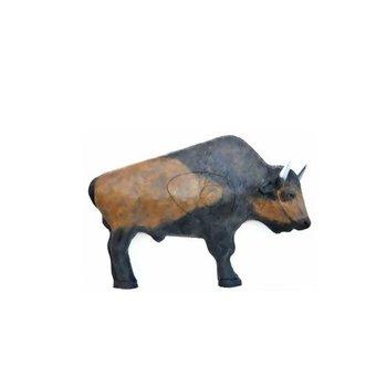 Leitold 3D-Ziel Bisonbulle stehend