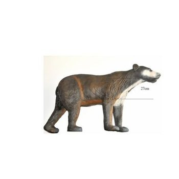 Leitold 3D-Ziel Braunbär laufend