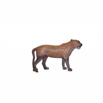 Leitold 3D-Ziel Löwin