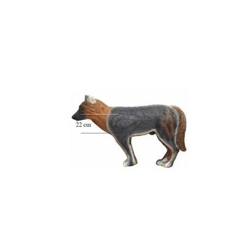 Leitold 3D-Ziel Timber-Wolf laufend