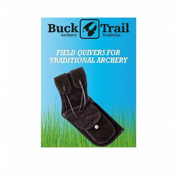 Buck Trail TRADITIONAL 42cm BUCKSKIN DARK BROWN