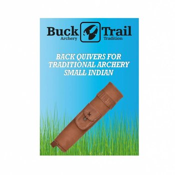 Buck Trail SMALL INDIAN AMBIDEXTROUS BUCKSKIN 41cm