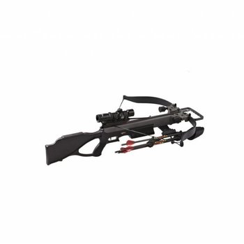 Excalibur MATRIX 380 BLACK 260LBS TACTZONE LITE SCOPE