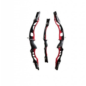 "Kinetic Kineticv Halo 25"" RH BLACK-RED"