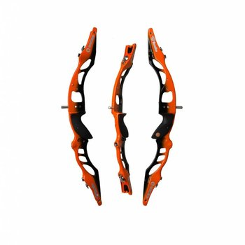 "Kinetic Kinetic Halo 25"" RH BLACK-ORANGE"