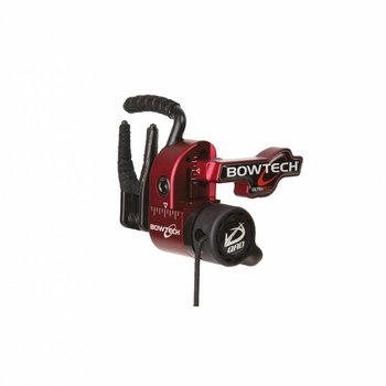 QAD ULTRA REST BOWTECH BOWS V3 HDX RH RED