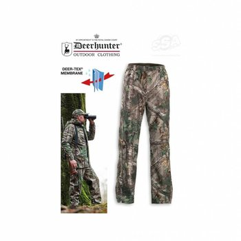 Deer Hunter AVANTI TEX MEMBRANE TROUSES REALTREE XTRA CAMO