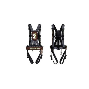 Summit STS FASTBACK MED CLIMBING VEST HARNESS CAMO